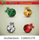 jingle bells | Shutterstock .eps vector #118631170