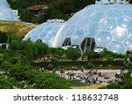 eden project  cornwall   aug... | Shutterstock . vector #118632748