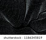 curve lines of multiple circle... | Shutterstock .eps vector #1186345819