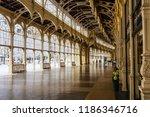 czech republic  marianske lazne ... | Shutterstock . vector #1186346716