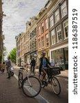 amsterdam  june 2014 ... | Shutterstock . vector #1186387519