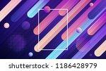 modern abstract geometric...   Shutterstock .eps vector #1186428979