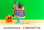 On Trend Halloween Candyland...