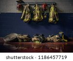 Firefighters Protection Bunker...