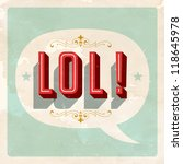 """lol "" popular expression  ... 