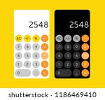 smartphone calculator app...