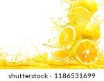 Fresh Lemon And Splash
