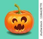 Halloween Pumpkin Face   Funny...