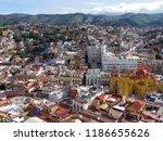 city of guanajuato | Shutterstock . vector #1186655626