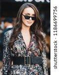 milan  italy   september 23 ...   Shutterstock . vector #1186699756