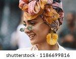 milan  italy   september 23 ... | Shutterstock . vector #1186699816
