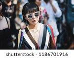 milan  italy   september 23 ... | Shutterstock . vector #1186701916