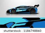design  race  vehicle  vector ... | Shutterstock .eps vector #1186748860