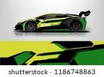 design  race  vehicle  vector ... | Shutterstock .eps vector #1186748863