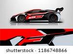 design  race  vehicle  vector ... | Shutterstock .eps vector #1186748866