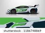 design  race  vehicle  vector ... | Shutterstock .eps vector #1186748869