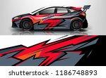 design  race  vehicle  vector ... | Shutterstock .eps vector #1186748893