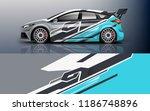 design  race  vehicle  vector ... | Shutterstock .eps vector #1186748896