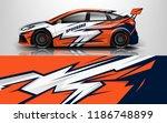design  race  vehicle  vector ... | Shutterstock .eps vector #1186748899