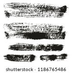paint brush background   lines... | Shutterstock .eps vector #1186765486