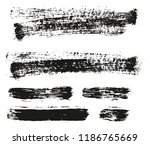 paint brush background   lines... | Shutterstock .eps vector #1186765669