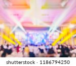 blurred education or business... | Shutterstock . vector #1186794250