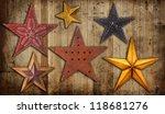 Vintage Christmas Star...