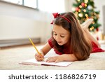 christmas  holidays and... | Shutterstock . vector #1186826719