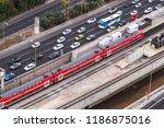 tel aviv yafo  israel   june 12 ... | Shutterstock . vector #1186875016