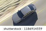 3d rendered illustration of a...   Shutterstock . vector #1186914559