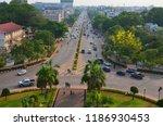 vientiane laos april 2  bird... | Shutterstock . vector #1186930453