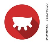 udder vector icon | Shutterstock .eps vector #1186960120