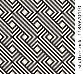 vector seamless pattern. modern ... | Shutterstock .eps vector #1186970410