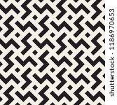 vector seamless geometric... | Shutterstock .eps vector #1186970653