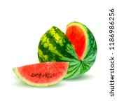 fresh  nutritious and tasty... | Shutterstock .eps vector #1186986256
