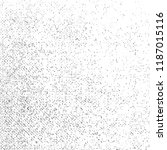 grunge texture on white... | Shutterstock .eps vector #1187015116