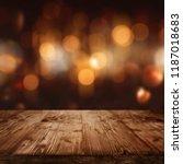 celebratory dark background... | Shutterstock . vector #1187018683