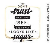 inspirational quote  motivation.... | Shutterstock .eps vector #1187019616