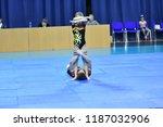 orenburg  russia  26 27 may...   Shutterstock . vector #1187032906