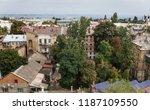 odessa  ukraine   sep. 09  2018 ...   Shutterstock . vector #1187109550