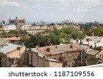 odessa  ukraine   sep. 09  2018 ...   Shutterstock . vector #1187109556