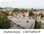 odessa  ukraine   sep. 09  2018 ...   Shutterstock . vector #1187109679