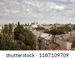 odessa  ukraine   sep. 09  2018 ...   Shutterstock . vector #1187109709