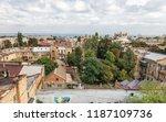 odessa  ukraine   sep. 09  2018 ...   Shutterstock . vector #1187109736