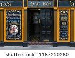 adare. ireland. 06.16.16. an... | Shutterstock . vector #1187250280
