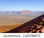 namib desert  namibia  africa | Shutterstock . vector #1187280073