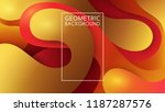 vector colorfull background.... | Shutterstock .eps vector #1187287576