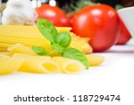 italian cooking | Shutterstock . vector #118729474