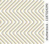 seamless pattern with straight... | Shutterstock .eps vector #1187324290