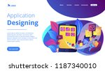 it professionals are creating... | Shutterstock .eps vector #1187340010